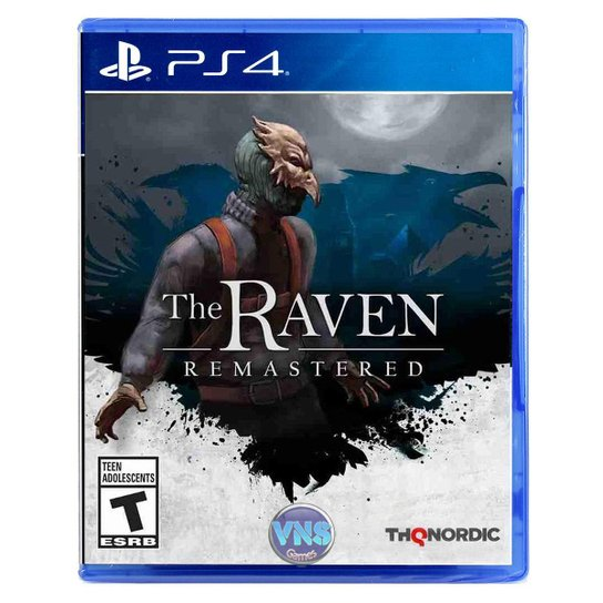 Jogo The Raven Remastered  PS4 - Incolor