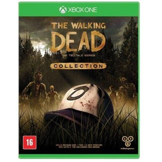 Jogo The Walking Dead Collection Br Xbox One