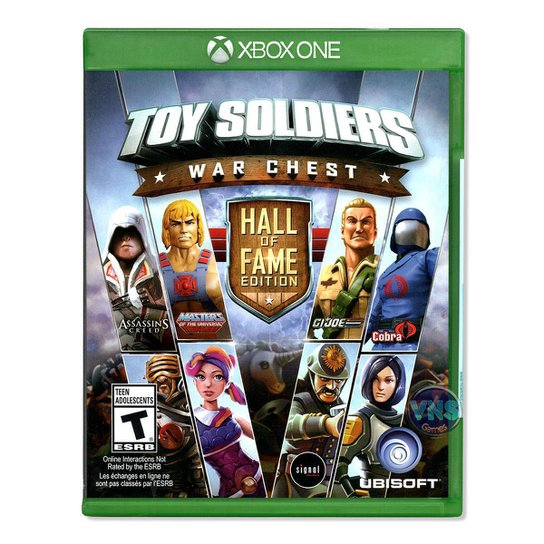 Jogo Toy Soldiers Xbox One - Incolor