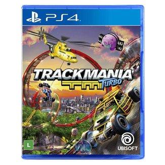 Jogo Trackmania Turbo  PS4