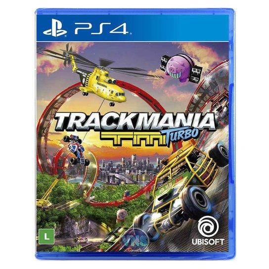 Jogo Trackmania Turbo  PS4 - Incolor