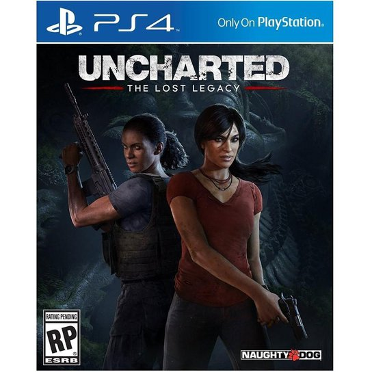 Jogo Uncharted The Lost Legacy PS4 - Incolor