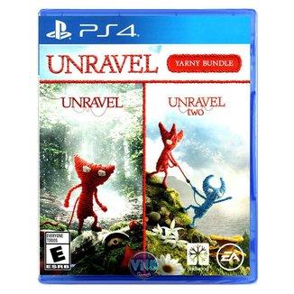 Jogo Unravel Yarny Bundle  PS4