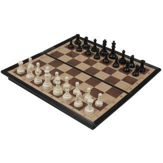 Jogo Xadrez Dobrável 20x20 NS1533