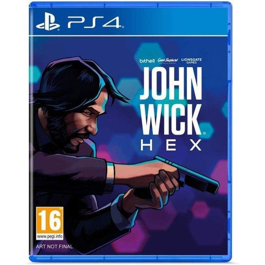 John Wick: Hex - PS4 - Incolor