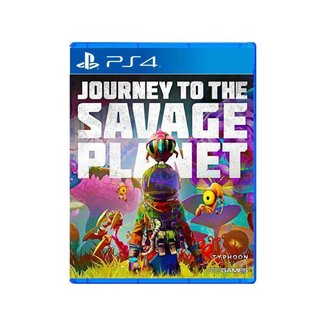 Journey To The Savage Planet para PS4