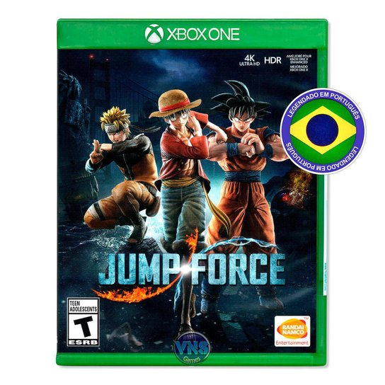 Jump Force - Xbox One - Incolor