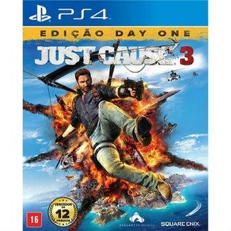 Just Cause 3 - Edição Day One - PS4