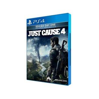 Just Cause 4 Edição de Day One para PS4