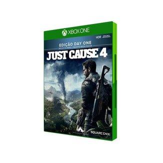 Just Cause 4 Edição de Day One para Xbox One