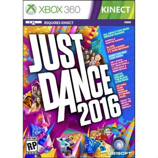 Just Dance 2016  Xbox 360