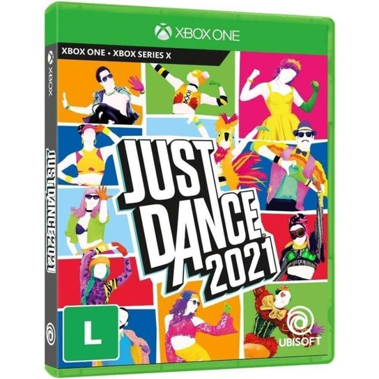 Just Dance 2021 - Xbox-One - Incolor