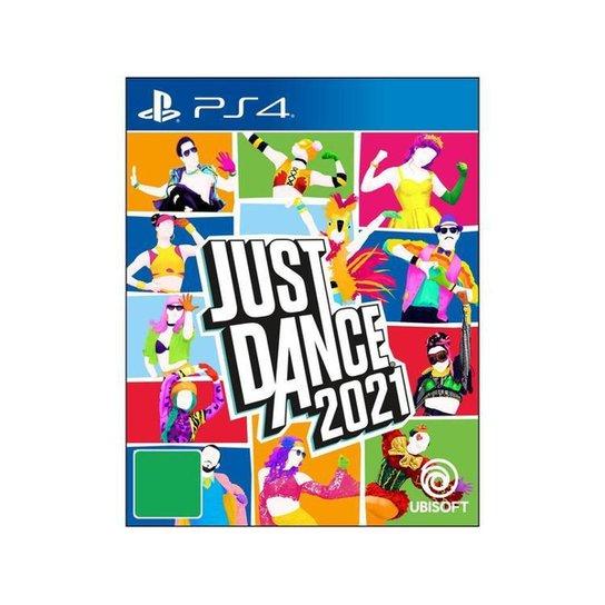 Just Dance 21 para PS4 Ubisoft - Incolor