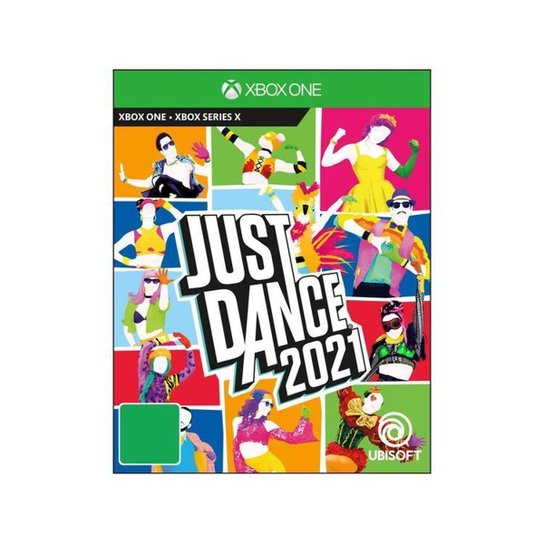 Just Dance 21 para Xbox One Ubisoft - Incolor