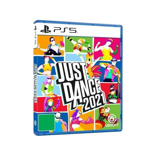 Just Dance 21 Ubisoft - PS5 - N/A