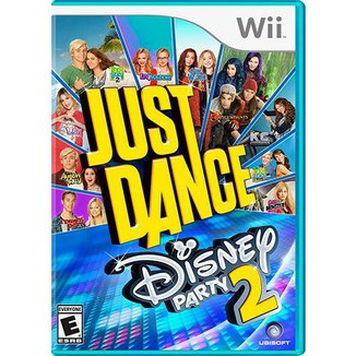 JUST DANCE DISNEY PARTY 2 - WII-U