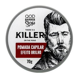 Killer Pomada Qbs Brilho 70G