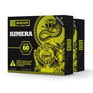Kimera Thermo - 60 comps - Kit 2 caixas