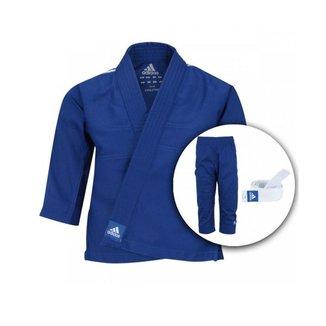 Kimono Adidas Judô Club J350B - Azul