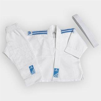 Kimono Adidas Judô Infantil