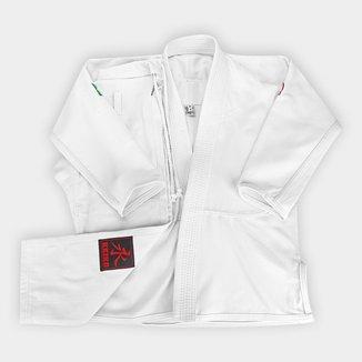 Kimono Jiu Jitsu Juvenil Keiko Trançadinho