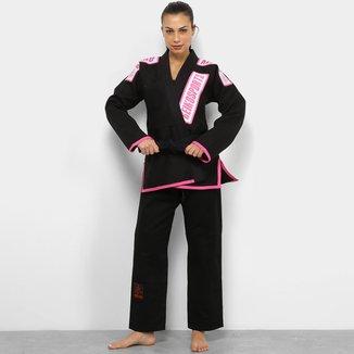 Kimono Jiu Jitsu Keiko Limitado Feminino