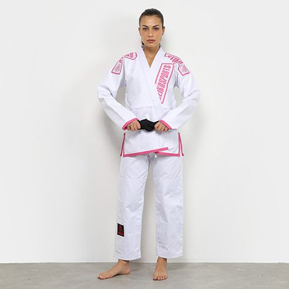 Kimono Jiu Jitsu Keiko Limitado Feminino - Feminino
