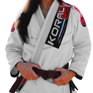 Kimono Jiu Jitsu Koral New MKM Harmonik