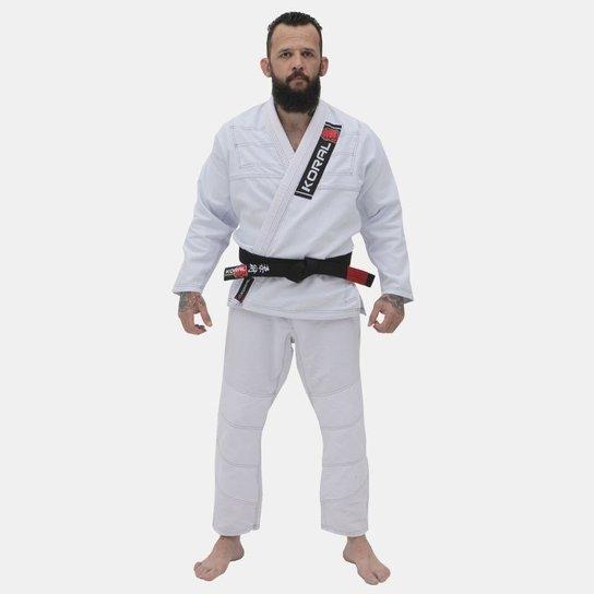Kimono Jiu Jitsu Koral One - Branco