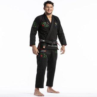 Kimono Jiu Jitsu Storm Stealth BOLO