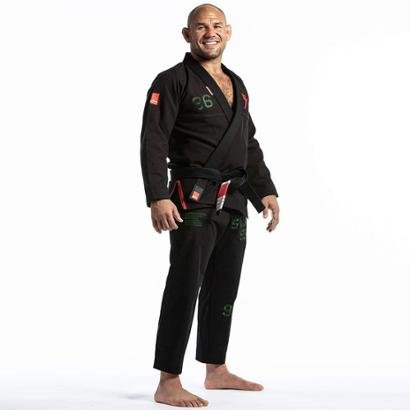 Kimono Jiu Jitsu Storm Stealth T3 Sub96