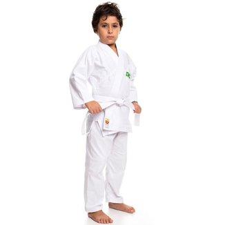 Kimono Karate Kids Infantil Dragão