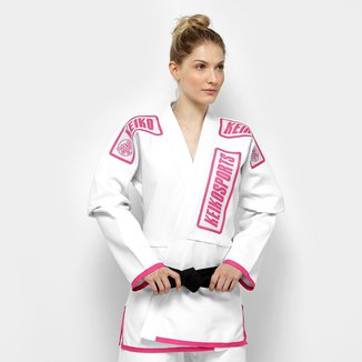 Kimono Keiko Jiu-Jitsu Série Limitada Feminino