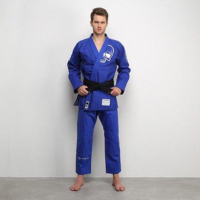 Kimono KVRA BJJ Style Future Masculino - Masculino