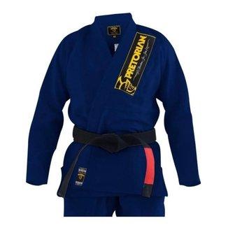 Kimono Mod. Trançado Classic - Jiu-jitsu, Judo - Pretorian