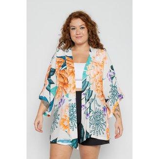 Kimono Plus size Antonela