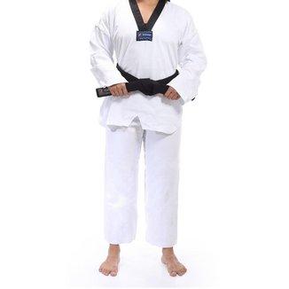Kimono Reforçado - Taekwondo - Torah - Gola Preta - A5