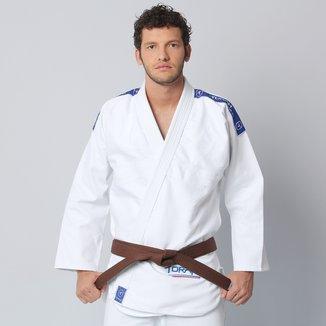 Kimono Torah Plus Trançado Jiu-Jitsu