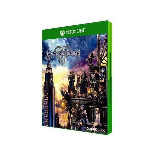 Kingdom Hearts III - Incolor