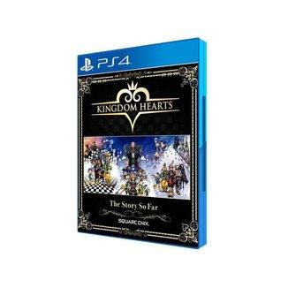 Kingdon Hearts: The Story So Far para PS4