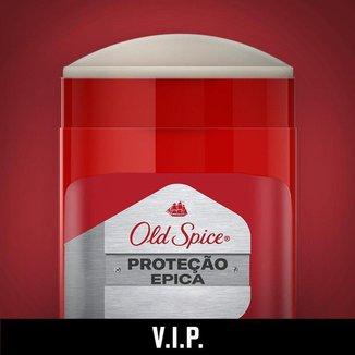 Kit 2 Desodorante em Barra Old Spice Proteção Épica VIP 50g