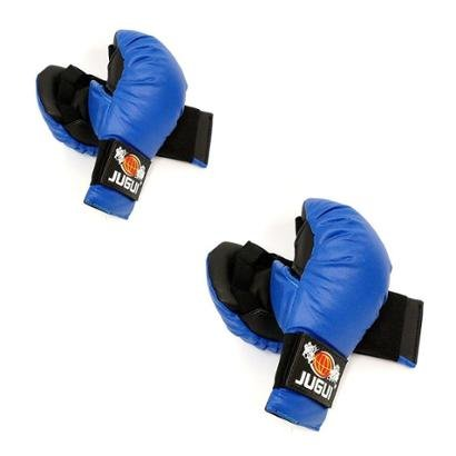 KIT 2 Luvas para karate Adulto Jugui