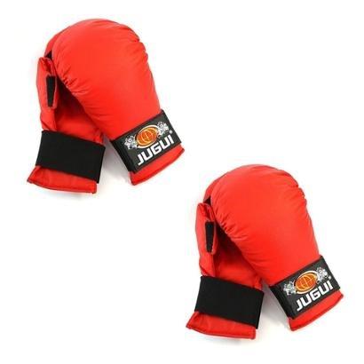 KIT 2 Luvas para karate Infantil Jugui