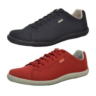 Kit 2 Pares Sapatenis Casual Top Franca Shoes Masculino
