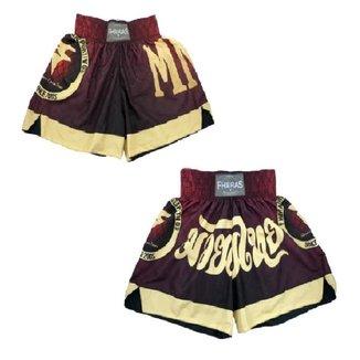 Kit 2 Shorts Boxe Muay Thai Fheras Training New Martial e MMA