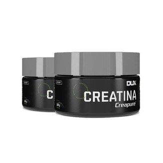 Kit 2x Creatina Dux Nutrition Creapure 100g