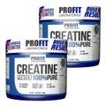 KIT 2X Creatina Mono-hidratada Pura 300g - Profit Labs