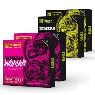 Kit 2x Kimera Thermo + 2x Kimera Woman