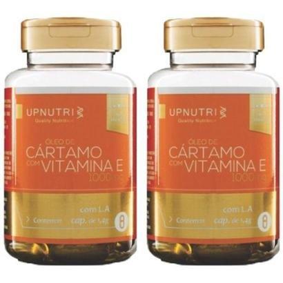Kit 2x Óleo de Cártamo com Vitamina E Upnutri Premium - Unissex