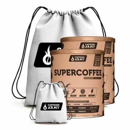 adidas vest tank top + Mochila - Caffeine Army (Chocolate)